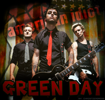 Green Day - American Idiot by christieroad25
