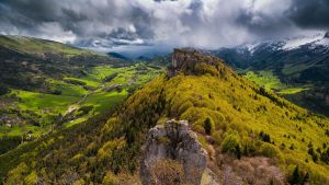 Le chateau vert by rdalpes