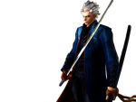 Vergil - Devil May Cry 3 (Render) by whoknowswhoiam