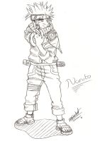 Young Naruto by Doe-jo