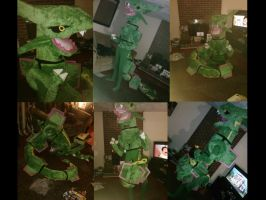 My Raquayza costume is COMPLETE!!! by KarrotKitteh