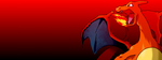 Facebook Timeline Cover Charizard by Profesco