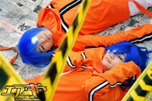 Our heart_AirGear cosplay by H-I-T-O-M-I