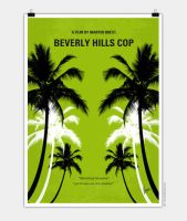 No294-My-Beverly-Hills-cop-minimal-movie-poster by Chungkong