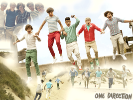 One Direction: up all night PS by keulistinelolja