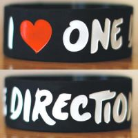 One Direction bracelet by ciencianalove