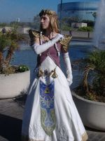 Princess Zelda by gamefan23