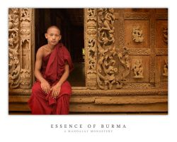 Essence of Burma by waiaung