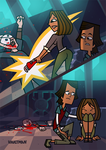 Total Drama Raptured - Commission by VaultMan