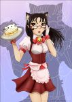 2014 05 15 Kitty Maid by RogueAngelAlan