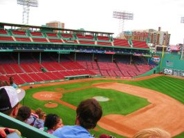 Welcome to Fenway Park by LovelyEllieRodricks