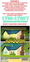 Lyra-Lyra's Bizarre Adventures  (Part-14)(PREVIEW) by INVISIBLEGUY-PONYMAN