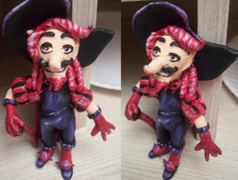 Lord Licorice by SpiceChickNick