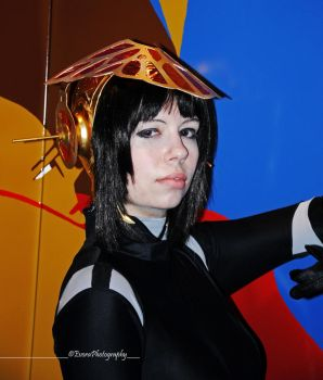 Head Shot Cosplay by meAnthony