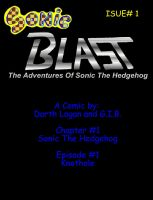 Sonic Blast 1-1-8 by Cartoonicus