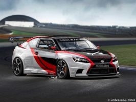 SCION tC GT by jonsibal
