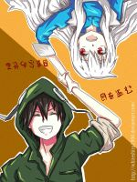 Kagerou Project 3 by WhiteShiro1996