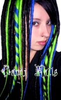 My Dreads by miss-candi