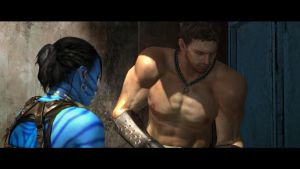 Chris Redfield Fanservice 4 by favorites1