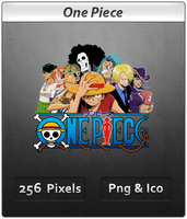 One Piece - Anime Icon v2 by DevilL-Dante