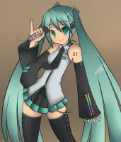 miku. by quest808