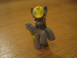 My Little Pony - Derpy Hooves Custom -for sale- by fluffylovey