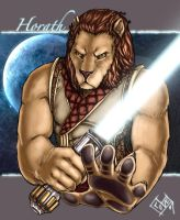 Horath - Jedi Master by ComfortLove