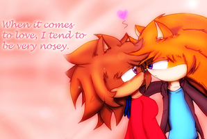Valentines Day Card #02 by parrishbroadnax