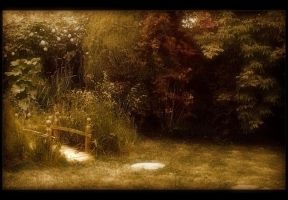 Garden of Forgotten Secrets by Forestina-Fotos