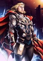 THOR by kevinTUT