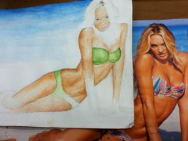 unfinished water color by shroomdawg