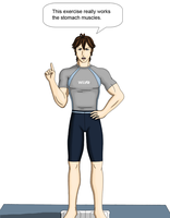 Frederick's Fanatical Wii Fit Hour! by Great-Aether
