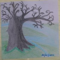 Just A Tree!! by KangHaeHae