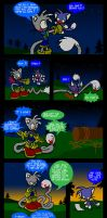 Gar vs. Z : Page 9 + FINAL + by wisp2007