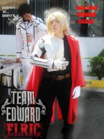 Team Edward.. ELRIC by Tall-EdElric