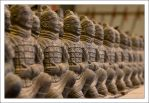 small terracotta army by Vioto2