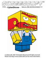 Cubeecraft - Willie by CyberDrone