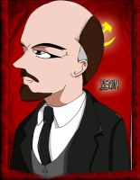 Lenin by Starforsaken101