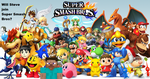 Steve Possibly Joining Super Smash Bros 4? by NyanCatx