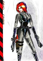 Regina of Dino Crisis by medhelp
