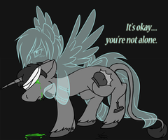 Not Alone by nauticaldog