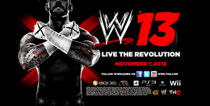 WWE'13 Live The Revolution by windows8osx