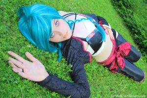 Miku Hatsune (Vocaloid) Picture 4 - July 07,2012 by Naivaan