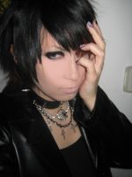 Ruki The GazettE istantcosplay by DeeDeeKITSUNE