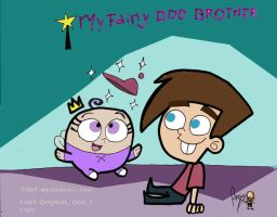 My_fairy_Odd_Brother by Haoiki