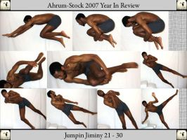 Jumpin Jiminy 07 YIR 3 by Ahrum-Stock
