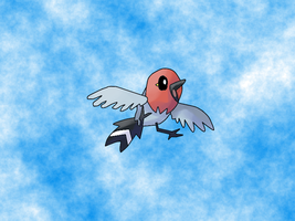 PARPG Payment to qnar: Markus flies the skies! by fakemon123