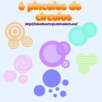 brushes de circulos by adicctionforps