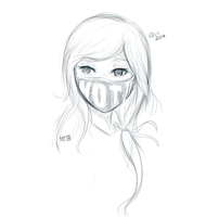 Bommie sketch by BookmarkAHead