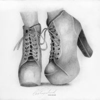 My Shoes by CecilieAusland